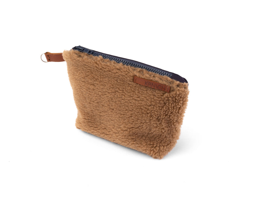 Large Zip Pouch   Holmes