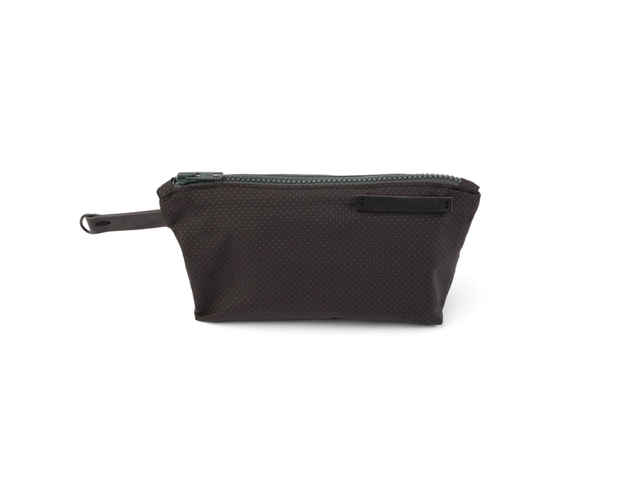 Large Zip Pouch   Greene