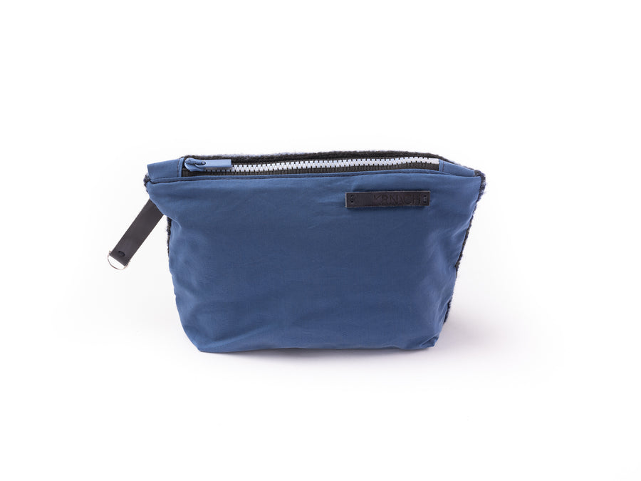 Large Zip Pouch   Falmouth