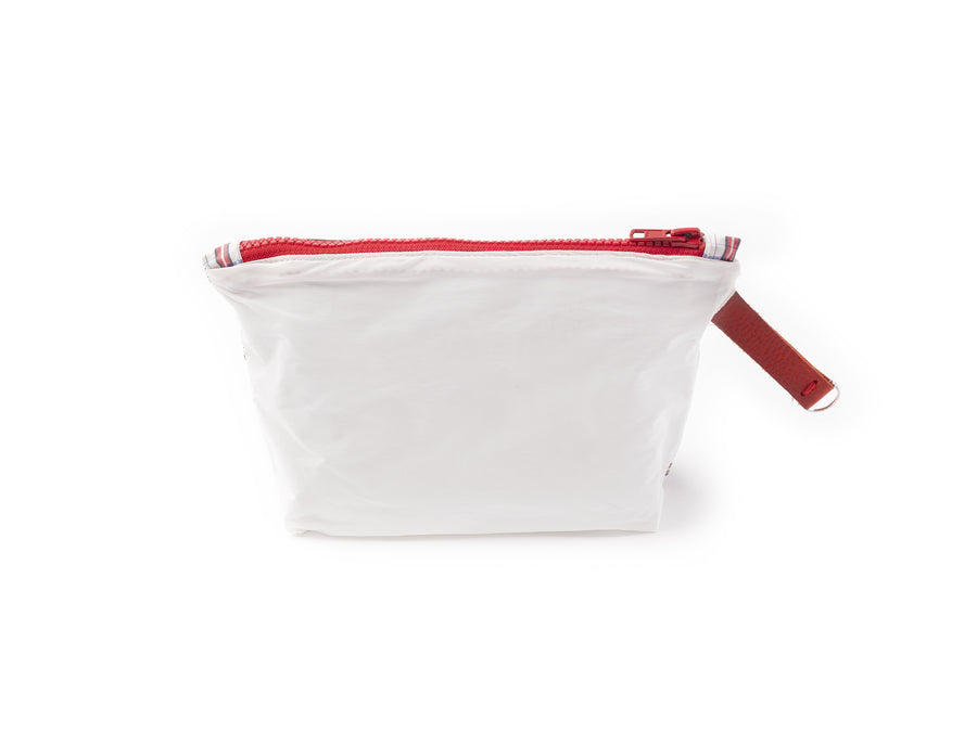 Large Zip Pouch   Fiascherino