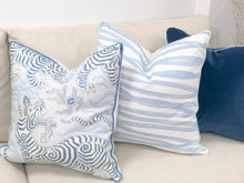 Load image into Gallery viewer, Pillow, Tibet (Pale Blue)