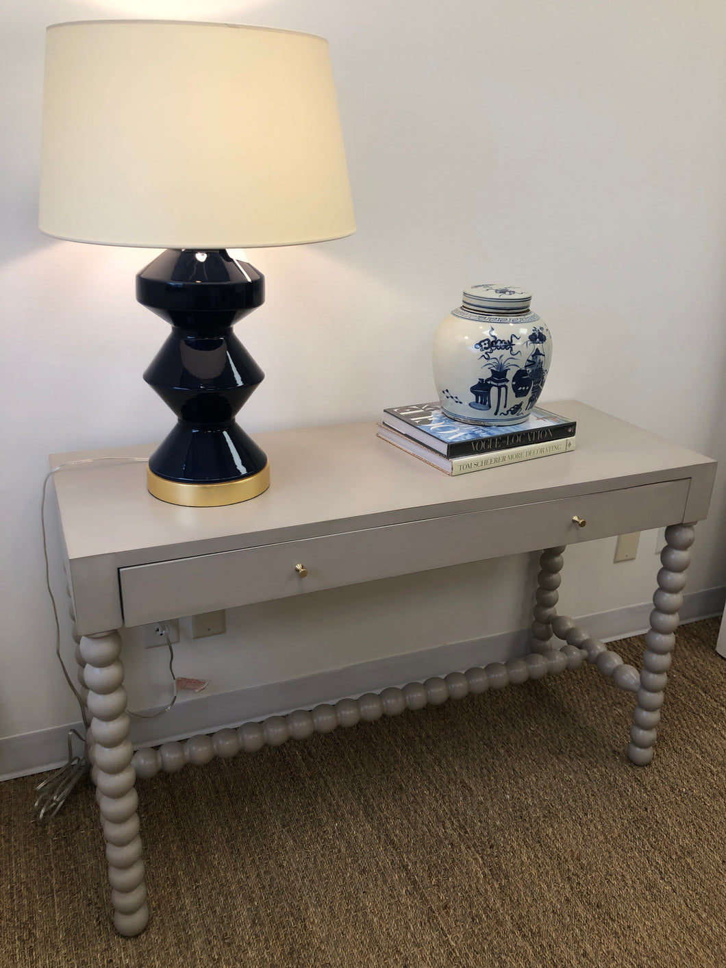 Clark One Drawer Console Table