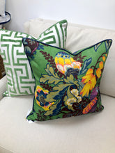 Load image into Gallery viewer, Pillow, Fairbanks (Green)