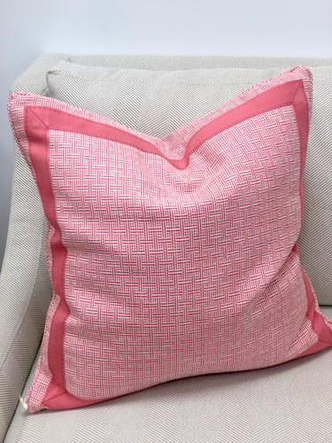 Pillow Brickell (Pink)