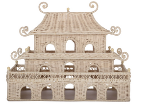 Rectangle Pagoda
