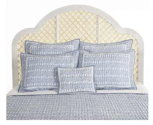 Jasmine Bedding, Blue
