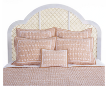 Load image into Gallery viewer, Jasmine Bedding, Coral