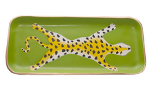 Load image into Gallery viewer, Small Leopard Tray (2 Colors)