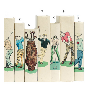 Golf Series Books
