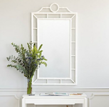 Load image into Gallery viewer, Chloe Mirror, White