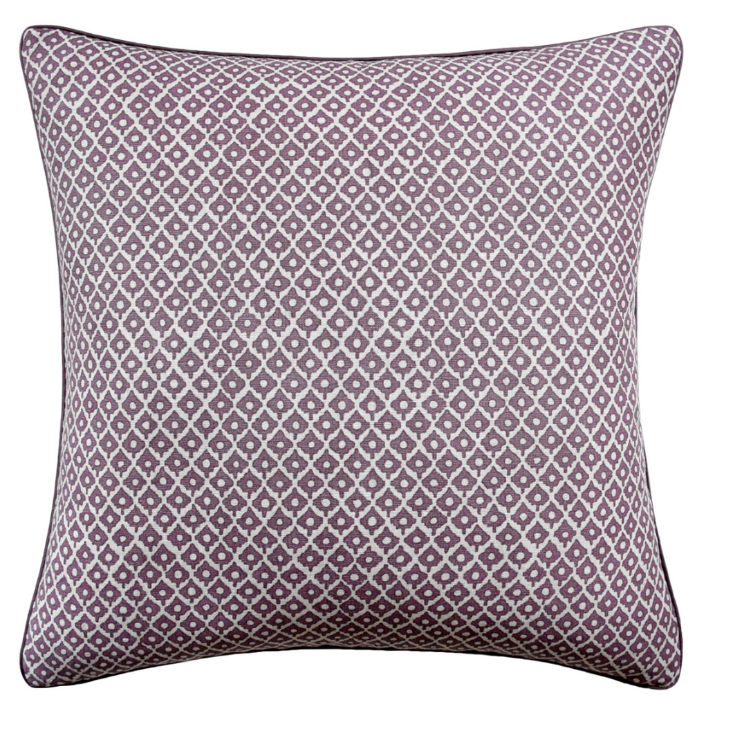 Pillow, Petit Arbre (Plum)