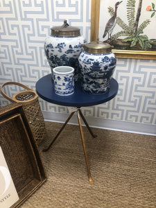Blueberry side table
