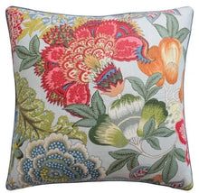 Load image into Gallery viewer, Karabali Pillow (Aqua)