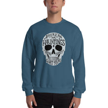 Load image into Gallery viewer, Sugar Skull Sweatshirt - American Hauntings