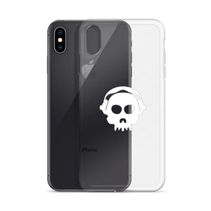 American Hauntings Podcast Skull iPhone Case - American Hauntings
