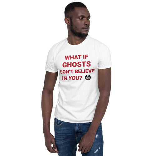 What If Ghosts Short Sleeve Tee Shirt - American Hauntings