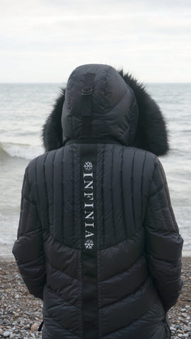 High tech men Down Jackets-Infinia Apparel
