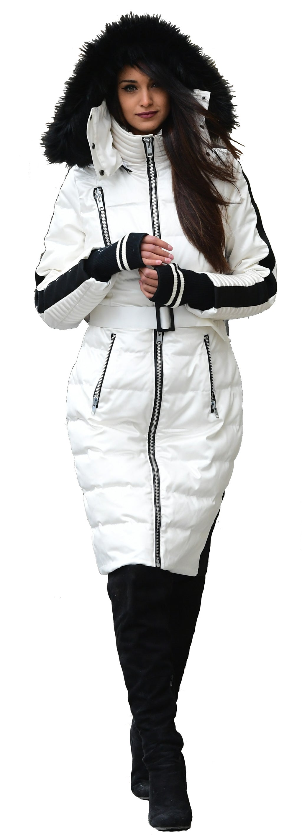 Infinia Luxury- Smart Heated Down Jacket