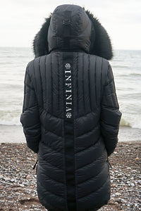 Toronto Smart Heated Down Parka- Men