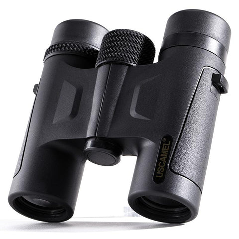 USCAMEL HD 10x26 Binoculars Compact Powerful Zoom Long Range Professional Waterproof Folding Telescope Outdoor Hunting - UFO GEAR STORE