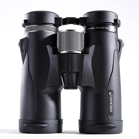 USCAMEL Binoculars Military HD 10x42 High Power Telescope Professional Hunting Outdoor,Black - UFO GEAR STORE