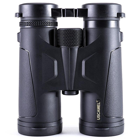 USCAMEL HD 10x42 Binoculars Compact Powerful Zoom Long Range Professional Waterproof Folding Telescope Outdoor Hunting - UFO GEAR STORE