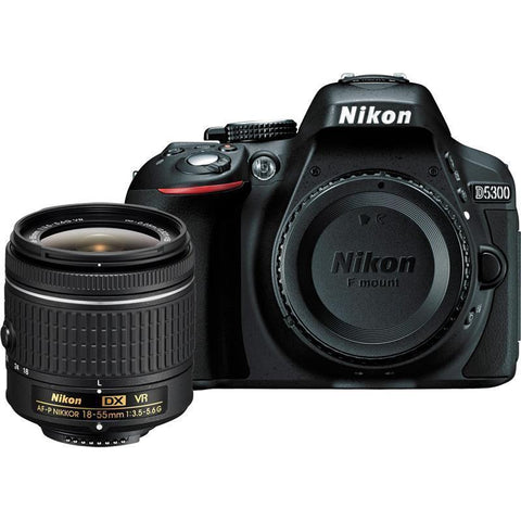 Nikon D5300 DSLR Camera -24.2MP -1080P - UFO GEAR STORE