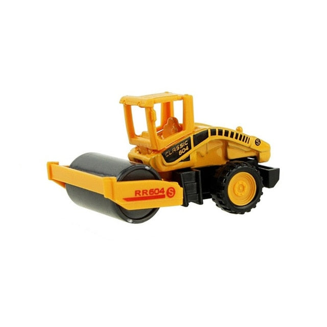 Classic Construction Trucks 8 Piece Set Tonka vs Harrison
