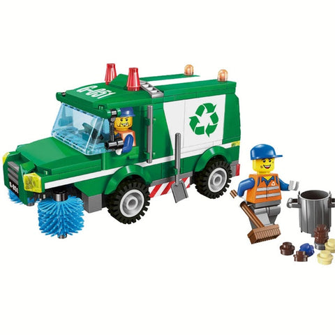 Build Your Own Toy Truck Kit For Kids