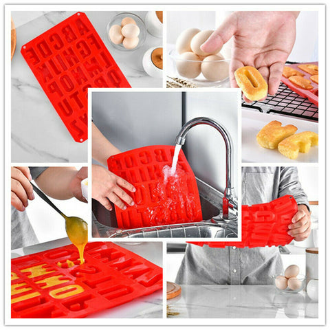 Image of ABC Baking Mould & Ice Tray