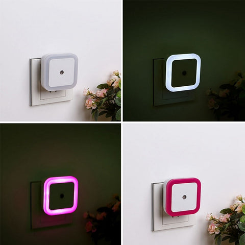 Image of LED Sensor Control Night Light
