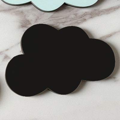 3D cloud sticker hooks