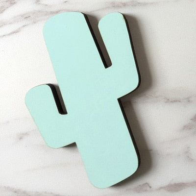 Image of 3D cloud sticker hooks