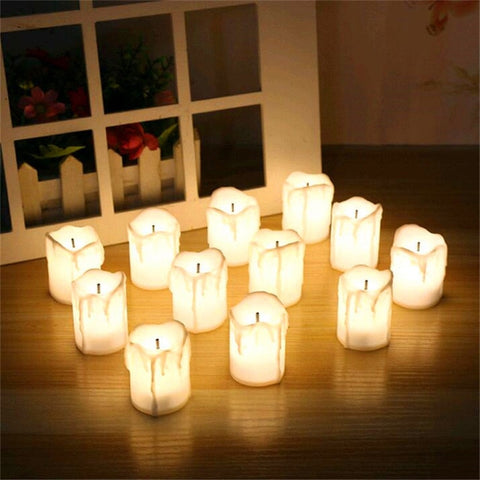Image of Therapeutic LED candles