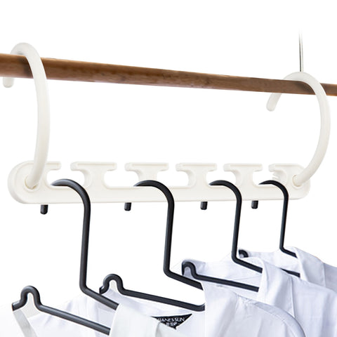Image of Minimalist Space Saving Magic Wonder Hanger