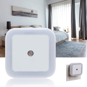 LED Sensor Control Night Light