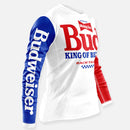 BOSS RACE TEAM JERSEY RED WHITE & BLUE