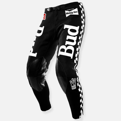 BOSS RACE TEAM PANT BLACK