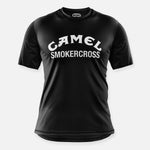 CAMEL SMOKERCROSS BIKE JERSEY BLACK-WHITE