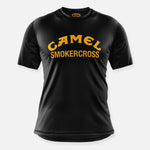 CAMEL SMOKERCROSS BIKE JERSEY BLACK