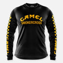 CAMEL SMOKERCROSS JERSEY BLACK