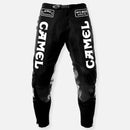 CAMEL SMOKERCROSS PANT BLACK-WHITE