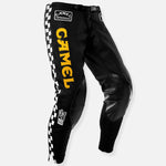 CAMEL SMOKERCROSS PANT BLACK