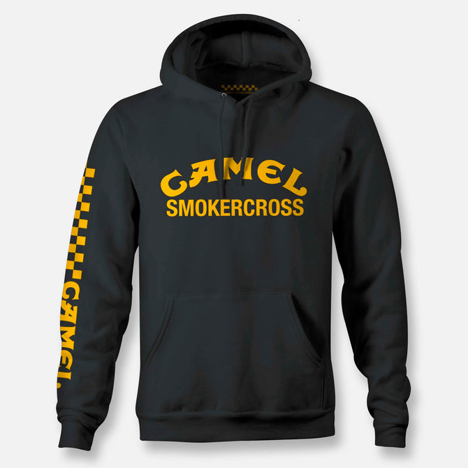 CAMEL SMOKERCROSS PULLOVER HOODIE