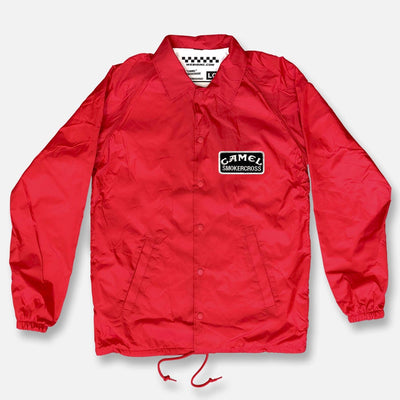 CAMEL SMOKERCROSS COACHES JACKET