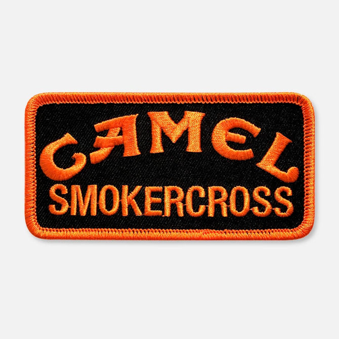 CAMEL SMOKERCROSS PATCH
