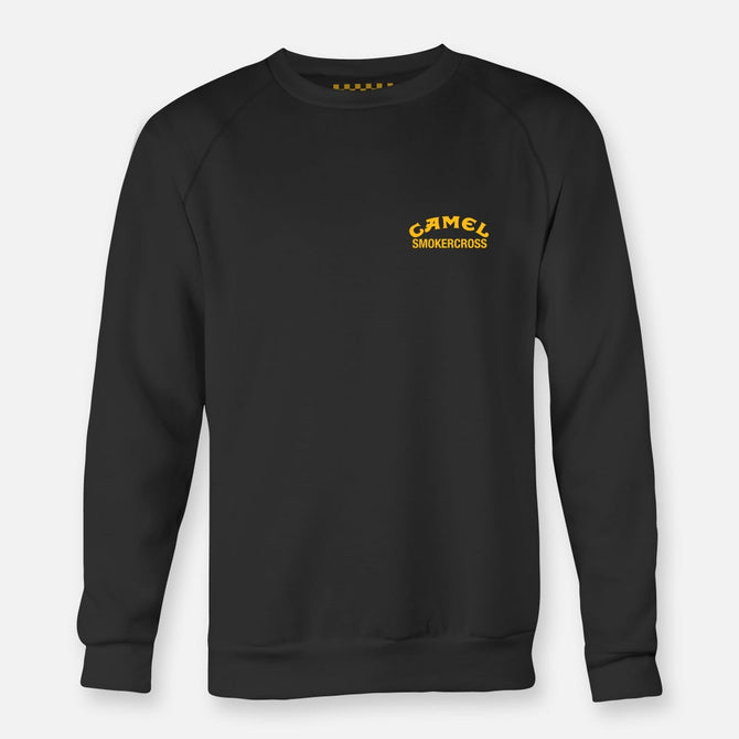 CAMEL SMOKERCROSS SWEATSHIRT