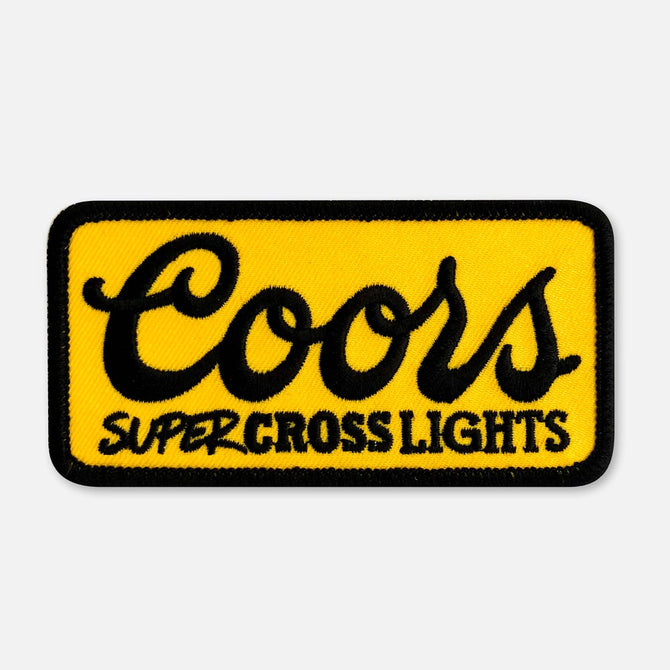 SUPERCROSS LIGHTS PATCH