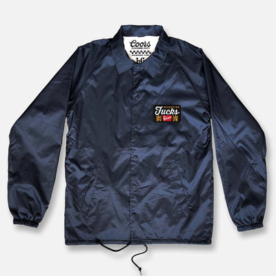LESS THAN ZERO COACHES JACKET