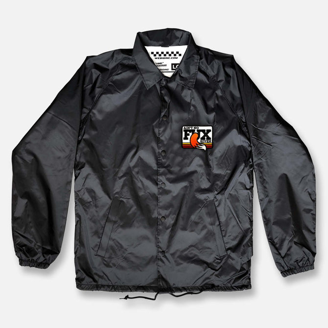 NO FUX COACHES JACKET